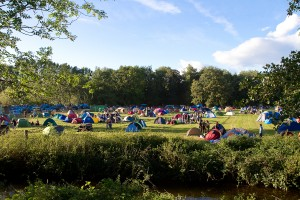 Camping Foreztival