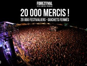 20 000 mercis !