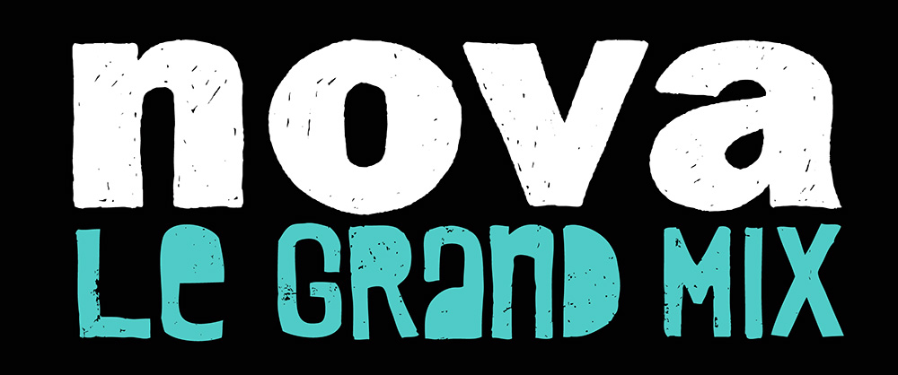 Logo radio nova le grand mix