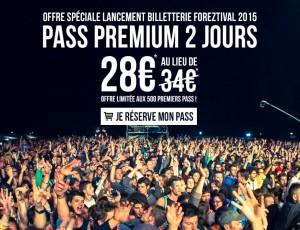 Offre spéciale pass premium à 28€ !