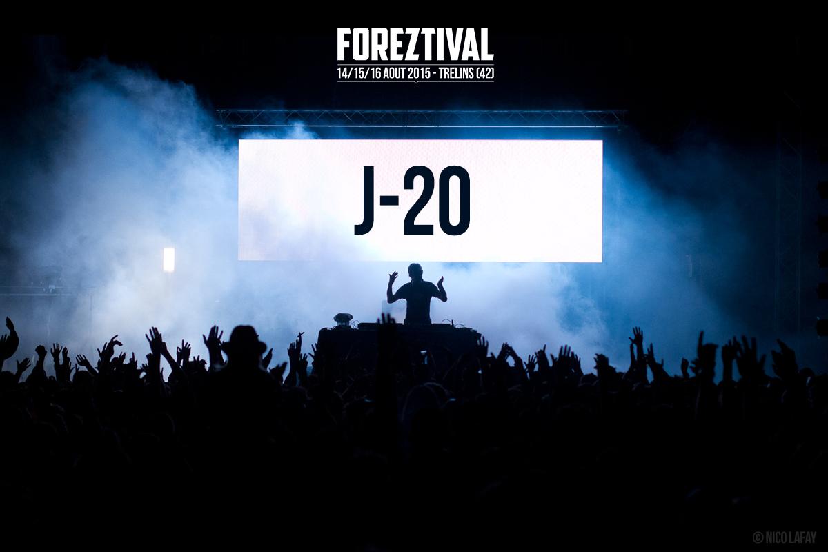 Foreztival J-20