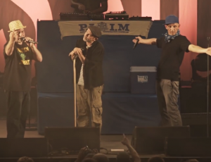 Vidéo live – Massilia Sound System