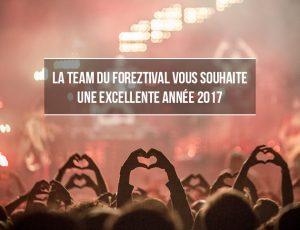 Bonne année et cotillons !