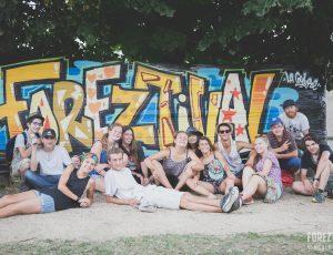 Festival de rue 2017 – Collectif La Coulure