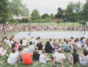 Festival de rue 2017 – Compagnie Mauvais Coton